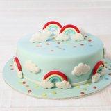 JEM Pop It® Rainbow/ Regenboog en wolk_