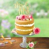 PME Cake Topper Cutter Mr & Mrs - Script_