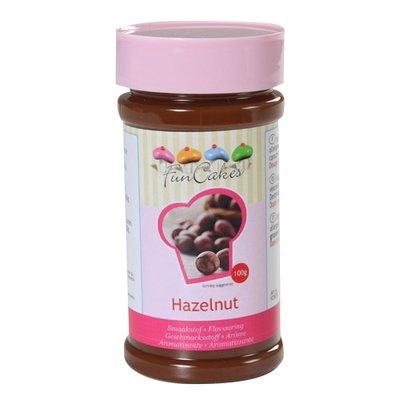 FunCakes Smaakstof -Hazelnoot- 100g