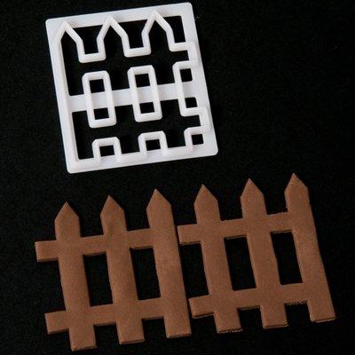FMM Picket Fence Cutter/ Hekje