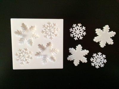 Sneeuwvlok Mold