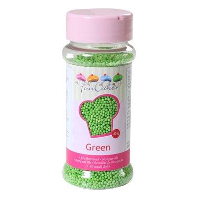 FunCakes Musketzaad -Groen- 80g