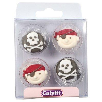 Culpitt Suikerdecoraties Piraten pk/12