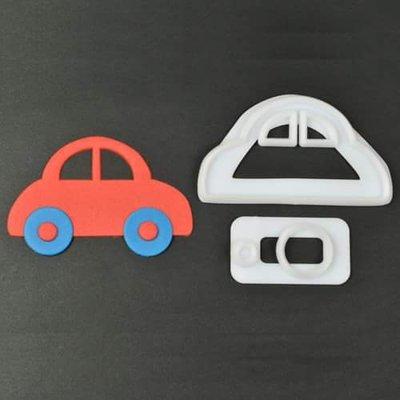 FMM Cute car/ auto uitsteker