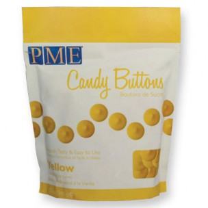 PME Candy Buttons Yellow 340g