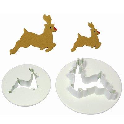 PME Reindeer cutter set/2