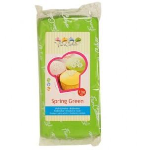 FunCakes Rolfondant Groen -Spring Green -1kg-