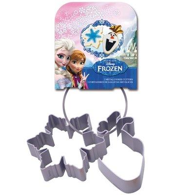 Metalen Koekjes Uitstekers Frozen set/2
