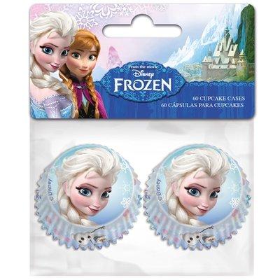 Mini Baking Cups Frozen pk/60