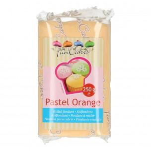 FunCakes Rolfondant Oranje -Pastel Orange- 250g