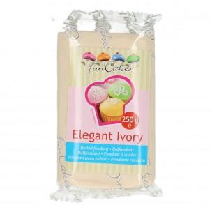 FunCakes Rolfondant Ivoor -Elegant Ivory- 250g