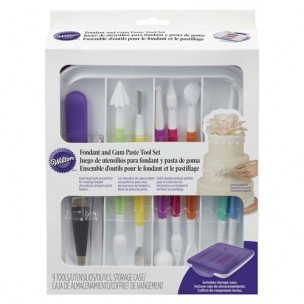 Wilton Fondant & Gum Paste Tool Set/10