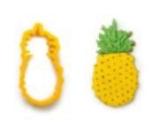 Decora Ananas Cookie Cutter