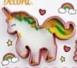 Decora Eenhoorn Cookie Cutter