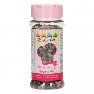 FunCakes Witch Hat & Broom Mix 55g