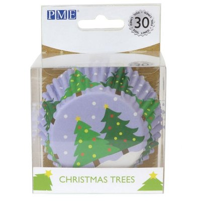 PME Foil Baking Cups Christmas Tree