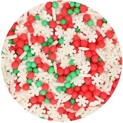Funcakes Sprinkle Medley -Christmas- 180g