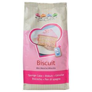 FunCakes Mix voor Biscuit 1kg
