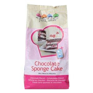 FunCakes Mix voor Chocolade Biscuit 1kg