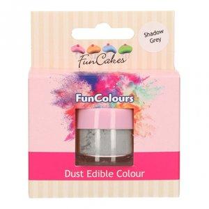Funcakes Edible Funcolours Dust - Shadow Grey