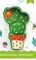 Decora Bolcactus Cookie Cutter